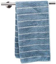 JYSK Toalla de baño STRIPE azul empolvado