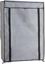 JYSK Zapatero DAMMEN 4 estantes gris