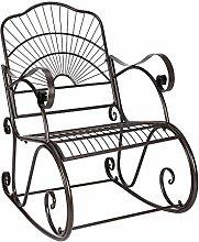 JYXJJKK Muebles de jardín Robusta de Carga Silla
