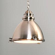 Kalen: lámpara colgante de diseño industrial