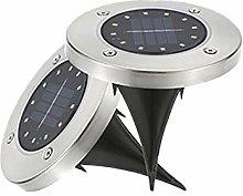 Kansang Luces solares para jardín al aire libre,