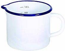 Karl Krüger 412/B Husum - Cazo para leche (12