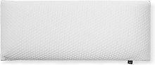 Kave Home - Almohada Sasa viscoelástica 90 x 33 cm