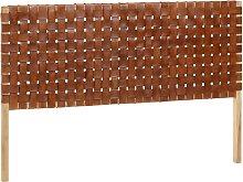 Kave Home - Cabecero Calixta de madera maciza de