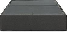 Kave Home - Canapé abatible Matters grafito 150 x