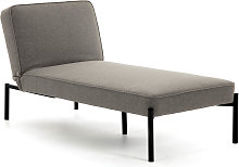Kave Home - Chaise longue Nelki