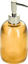 Kave Home - Dispensador de jabón Maive amarillo