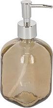 Kave Home - Dispensador de jabón Trella de vidrio