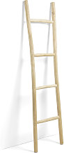 Kave Home - Escalera decorativa Marge madera