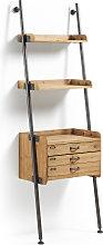 Kave Home - Estantería con cajones Mobela de