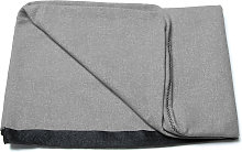 Kave Home - Funda cabecero Dyla gris 108 x 76 cm
