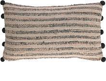 Kave Home - Funda cojín Briksa 30 x 50 cm