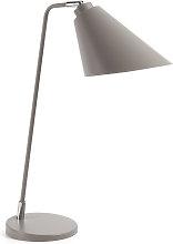Kave Home - Lámpara de sobremesa Tipir de acero