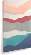 Kave Home - Lienzo Kynthia 50 x 70 cm
