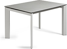 Kave Home - Mesa extensible Axis 120 (180) cm