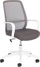Kave Home - Silla de escritorio Melva gris