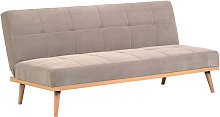 Kave Home - Sofá cama Nirit 180 cm gris