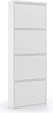 Kave Home - Zapatero Ode 50 x 136 cm 4 puertas