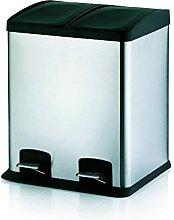 kela 21540 - Cubo de la Basura Doble con 2