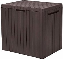 Keter City Storage Box 113L - Arcón de Almacenaje
