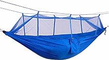 KGCA 1-2 Personas Hamaca De Camping Al Aire Libre