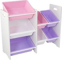 KidKraft Estantería almacenamiento de juguetes 7