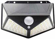 KIHUGL 104 LED Luz Solar Lámpara Solar al Aire