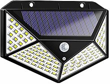 KIHUGL 118 luz Solar LED, lámpara Solar al Aire