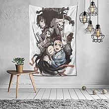 Kimetsu - Póster de pared sin tapiz, 152,4 x