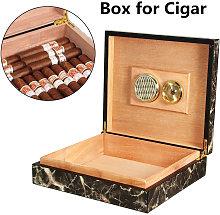Kingso - Caja de almacenamiento de madera de cedro