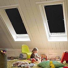 KINLO 96 x 100 cm Techo Solar Persiana Enrollable