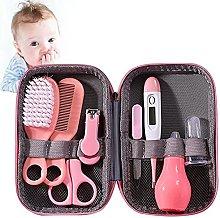 Kit Bebe Recien Nacido Higiene,Set para Cuidado