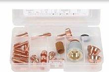 Kit consumibles antorcha TELWIN 804108