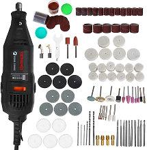 Kit de herramientas de taladro de amoladora