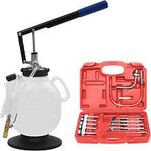 Kit herramientas relleno líquido transmisión