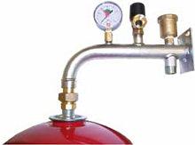 Kit soporte vaso expansión de calefacción