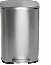 Kitchen Move BAT-97965 METAL - Cubo de basura de