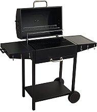 KitGarden BBQ PLUS - Barbacoa carbón portátil,