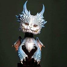 Kits De Modelos De Resina De 110 Mm Little Dragon