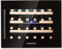 Klarstein Vinsider 24 Onyx Edition - Nevera para