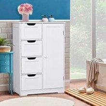 kleankin armarios de madera para Baño o Entrada