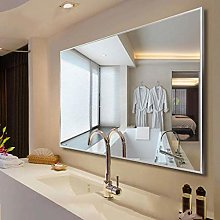 KMMK Espejos de vanidad montados en la pared,