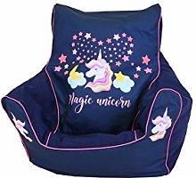 Knorrtoys 68270 68270 Magic Unicorn - Puf Infantil