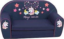 Knorrtoys 68470 68470 Magic Unicorn - Sofá