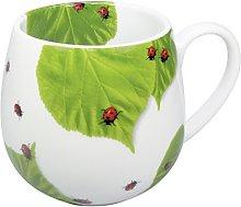 Könitz Kaffeebecher Kuschelbecher Marienkäfer