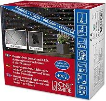 Konstsmide 3723-500 - Guirnalda luminosa LED con