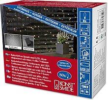 Konstsmide 3727-100 - Guirnalda luminosa LED (con
