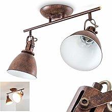 Koppom - Lámpara de techo de metal