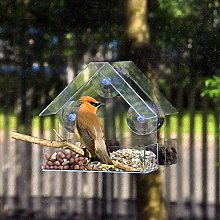 KOZSF Bebedero Pajaros Comedero para Pájaros con
