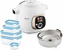 Krups CZ7001.GO Cook4Me - Robot de cocina (incluye